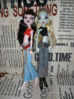SF Ghoulfriends by Bj-Lydia