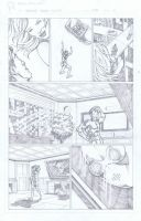 Magnus: Robot Fighter Page 4 by thecreatorhd