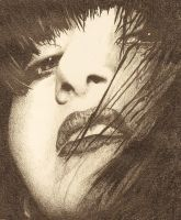 Lydia Lunch by Pins-n-Feathers