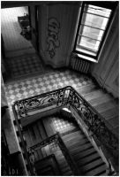 The Staircase One by artdmitry