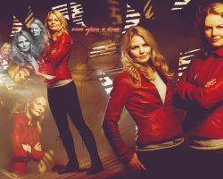 Once Upon a Time - Jennifer Morrison Wallpaper by sundaymorning666