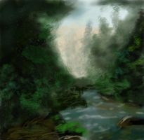 Speed Painting 1 by jesuslover488448