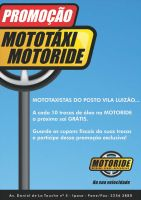Motoride - Mail Marketing by vortiss