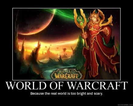 World of Warcraft by deathwarmedover