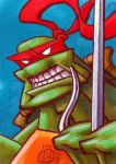 Raphael Sketchcard by Chad73