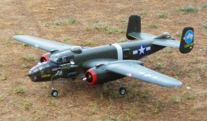 RC B-25 by sudro