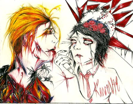 And All the Things That You Never Ever Told Me by 21stCenturyBreakdown