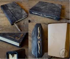 Ragged Book by Nymla