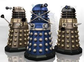 Dalek Generation by Librarian-bot