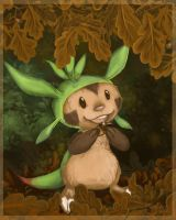 PokeDex Project - Chespin by Maylara