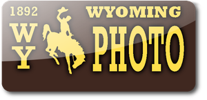 Wyo Photo Icon by michaelgoldthriteart