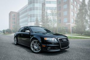 Audi RS4 by The-Caped-Madman