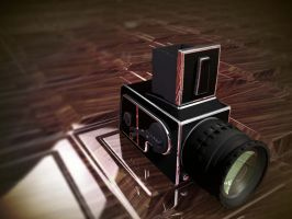 Camera Print by JoshuaCollins-media