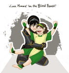The Blind Bandit by OhSasha