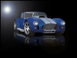 Shelby Cobra by DesertViper