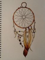Dream Catcher by sempit3rnal