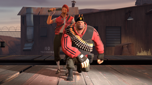 Say cheese ! sfm poster by lazy-Time