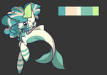 Pallete Pony 1 by Sutexii