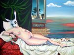 Venus of Rabbino by HillaryWhiteRabbit