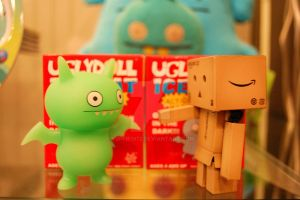 Hi my name is Danbo ...... by Yuffie1972