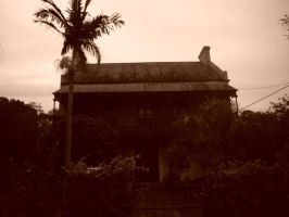 Old Fashion House by PrinceLink