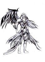Sephiroth by nezy60