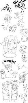 sketch dump of fails by LORD-AND-MASTER-KIK