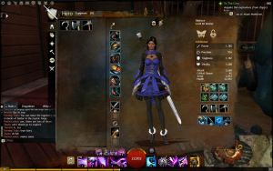 Even in Guild Wars 2, I'm a loli! by Indigoth