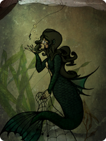 Mysterious Depths by KHMarieXII
