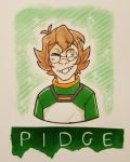 Pidge by StarryPancake