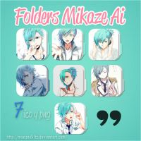 Folders Mikaze Ai by monzedkltz