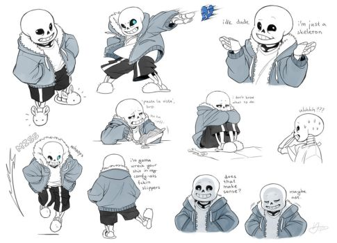 save me from smol skeleton hell by frostious