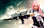 Project Lightning FFXIII-2 by Projecta6