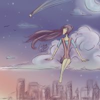 Upon A Cloud by NAD-LifeOfficial