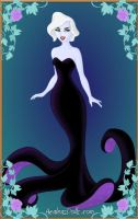 Young Ursula by jjulie98