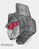 Grimlock by Scream01