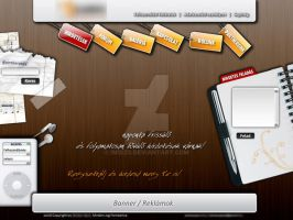 Advertising Portal by imidzs