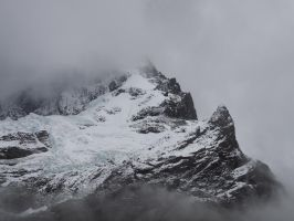 horn of a mountain by wam17