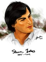 Young Steve Jobs by Maxor-GWD