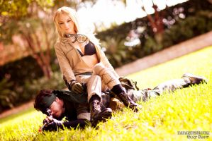 Thank You, Snake by melodoocosplay