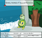 Sheltered Falls -Ray- by Apricotthevixen
