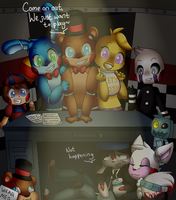 .:we're not that scary:. by GhostBunny-X