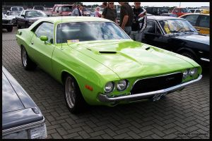 1972 Dodge Challenger by compaan-art