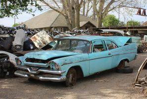 1957 Dodge by finhead4ever