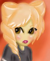 ChatterBox avi doodle 2 by ManicPixieNightmares