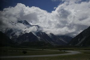 mt cook by simafi