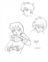 :Rock Lee:: by inugirl739