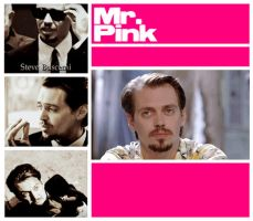 Mr. Pink by Sunlandictwin