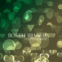 Bokeh Brushes by thethiirdshift