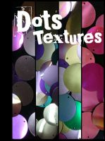 Dots Textures Pack by IloveMuffin-Stock